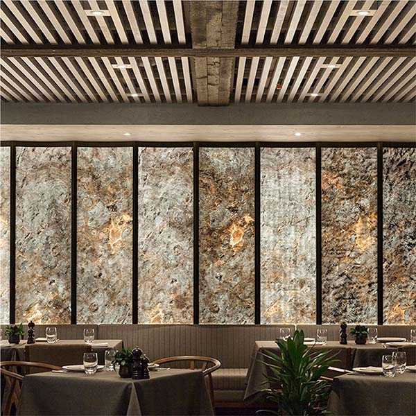 Capricorn Ortaköy fine dining Istanbul luxury restaurant fit out