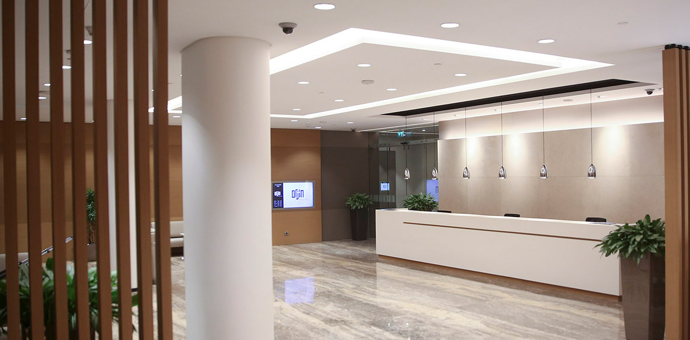 ORJIN GROUP EXECUTIVE OFFICES